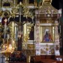 Иконы в Вознесенском соборе города Елец.