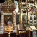 Внутреннее убранство Вознесенского Храма в городе Елец.