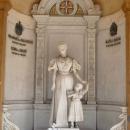 Мемориальное кладбище в Вышеграде. Прага. Чехия.