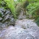 Тешебские водопады Геленджика.