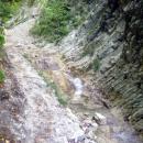 Гебиусские водопады. Краснодарский край.
