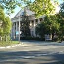 Фасад Зимнего театра Сочи.