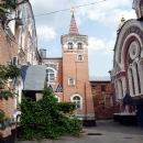 Церковь Николая Чудотворца и Алексия (митрополита Московского) на цокольном этаже Великокняжеского Храма.