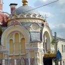 Часовня Александра Невского и Михаила Тверского в Ельце.