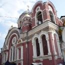 Великокняжеская церковь в городе Елец.