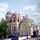 Церковь Александра Невского и Михаила Тверского в Ельце (1912-1913).
