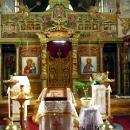 Внутреннее убранство Великокняжеской церкви в городе Елец.