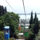 Канатная дорога «Ялта-Горка» Крым