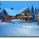 Зимний отдых в Финляндии, курорт Юлляс (Yllas)