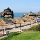 Пляжи Василикос на Острове Закинф в Греции