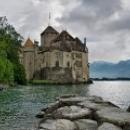 Шильонский Замок, Женевское озеро