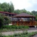 Беседка в зоопарке Липецка.