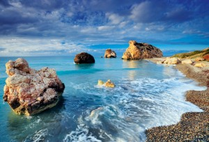 Кипр - курорт Пафос