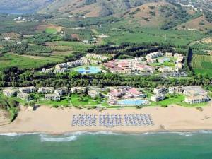 Архитектурная достопримечательность 5 звездочный отель Pilot Beach Resort