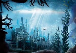 Миф об Атлантиде