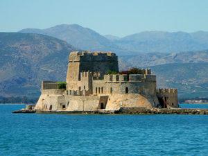 Форт Бурдзи г. Нафплион Греция