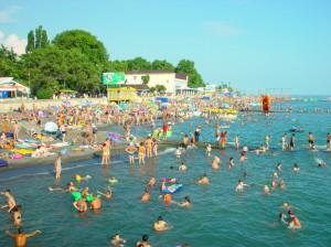Пляжи Сочи