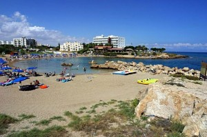 Кипр- курорт Протарас
