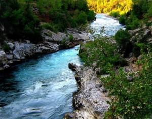 Национальный парк «Каньон Кэпрюлю» курорт Белек