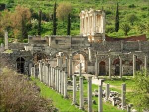 Античный город Эфес, Турция