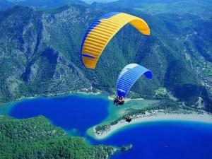 Голубая лагуна, Фехтие, Турция