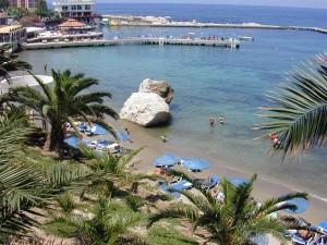 Городской пляж Кушадасы, Турция