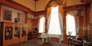 Внутренняя обстановка Ливадийского дворца