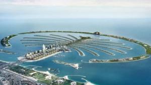 Пальмовый остров Дубаи