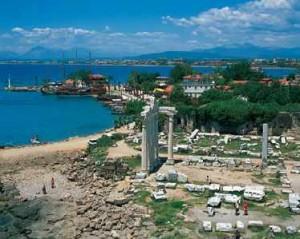 Курорт Сиде, Турция