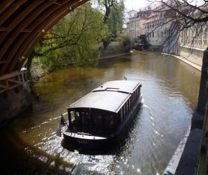 Река Чертовка