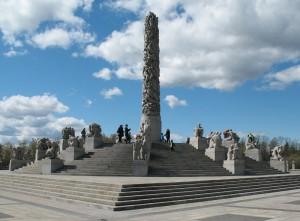 Парк Густава Вигеланда