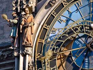 Легенды Праги, Астрологические часы.