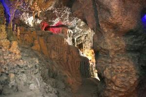 Искусственная пещера Сафара Парк
