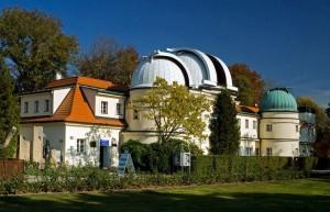 Петршинская Обсерватория Штефаник в Праге, Планетарий