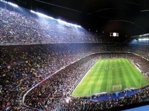 Стадион Camp Nou Камп Ноу