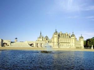 Замок Шантийи. Франция.