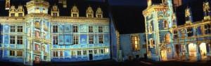 Светомузыкальное шоу Замок Блуа