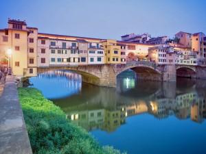 Мост Понте Веккьо, Флоренция