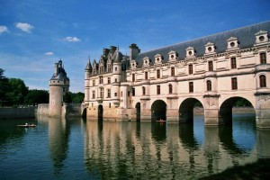 Замок Шенонсо «Дамский дворец», Франция