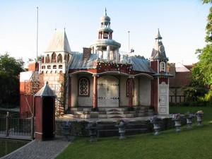 Парк Г.Х. Андерсена в Оденсе