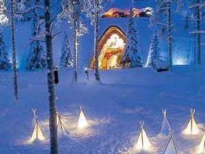 Пещера Санта клауса