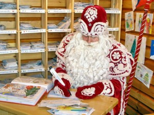Почта Деда Мороза - Великий Устюг