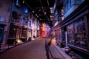 Музей Harry Potter в Лондоне