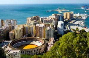 Город Малага (Malaga) Испания