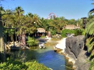 Достопримечательность Коста Дорада Парк «Авентура»