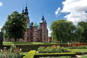 Замок Розенборг, Дания