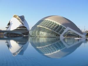 Город Искусств и Науки в Валенсии