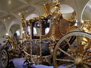 Букингемский дворец Музей Карет