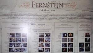 Информация о Замоке Пернштейн