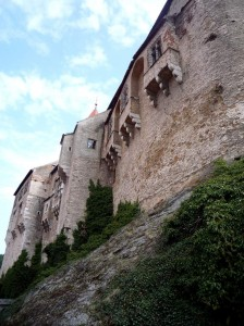 Замок Пернштейн Чехия